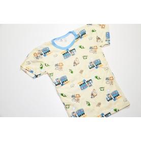Koszulka krótki rękaw rozmiar 140 - różne wzory