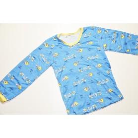 Koszulka długi rękaw rozmiar 134 - różne wzory