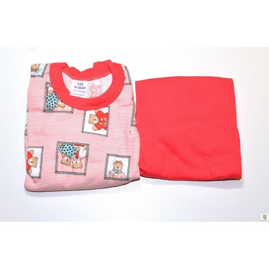 6fd43eb4cbb5e4 Piżama bawełniana rozmiar 110 - różne wzory - Ubranka dla dzieci