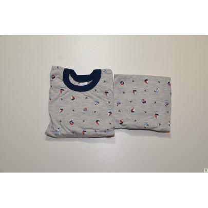 Piżama bawełniana rozmiar 122 - różne wzory