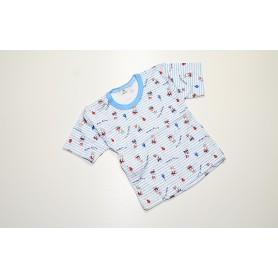 Koszulka krótki rękaw rozmiar 98 - różne wzory